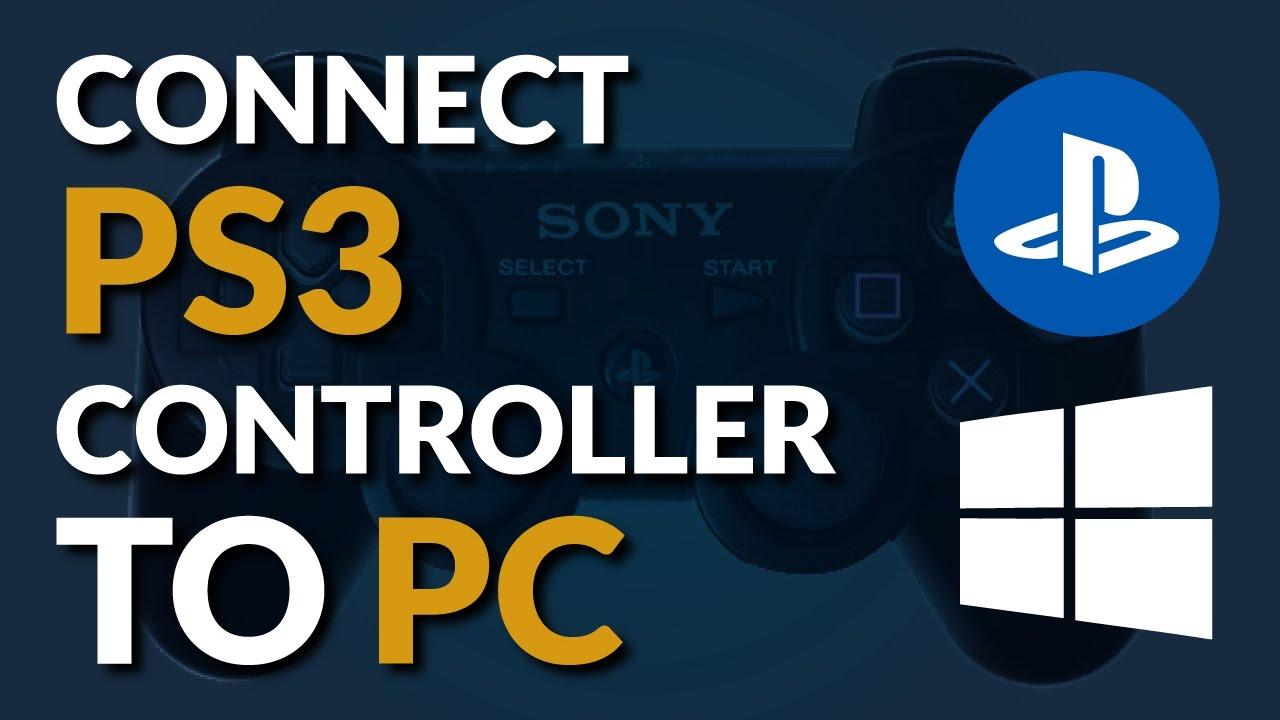 Hướng Dẫn Sử Dụng Tay Cầm PS3 DualShock 3 Trên PC và Laptop