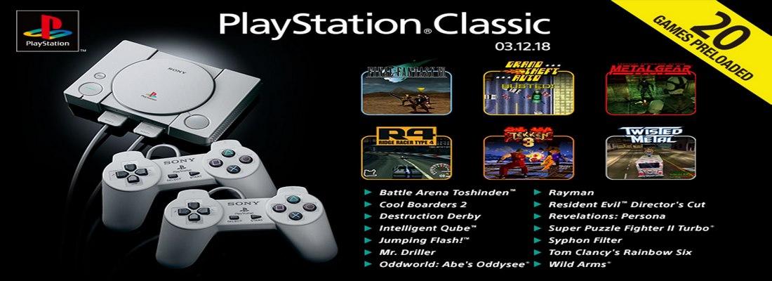 PS1 Classic [A]