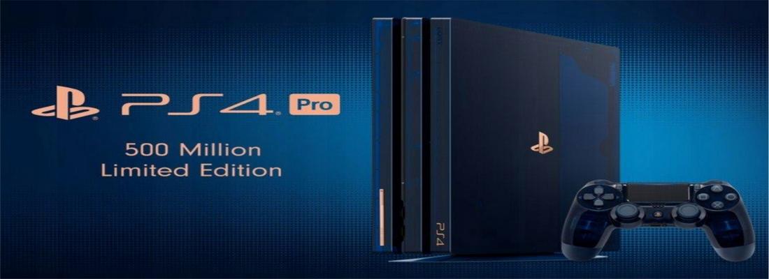 PS4 Pro 500 [A]