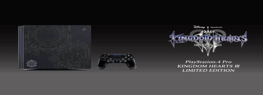 PS4 Pro Kingdom Heart [5] [A]