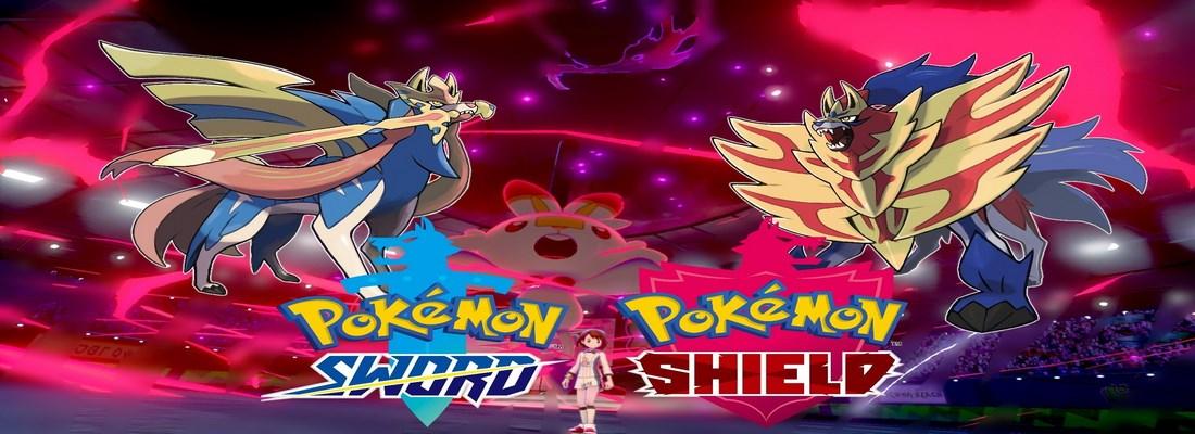 Pokemon Shield Sword [2] (Copy)